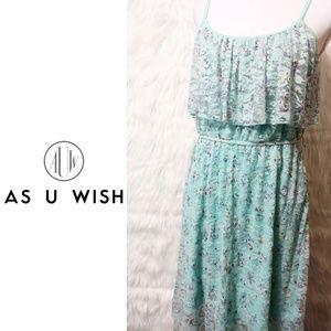 💖 As U Wish Dress 💖